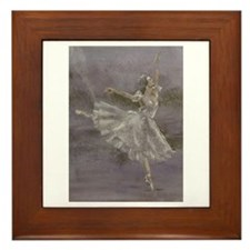 Giselle 3 Framed Tile