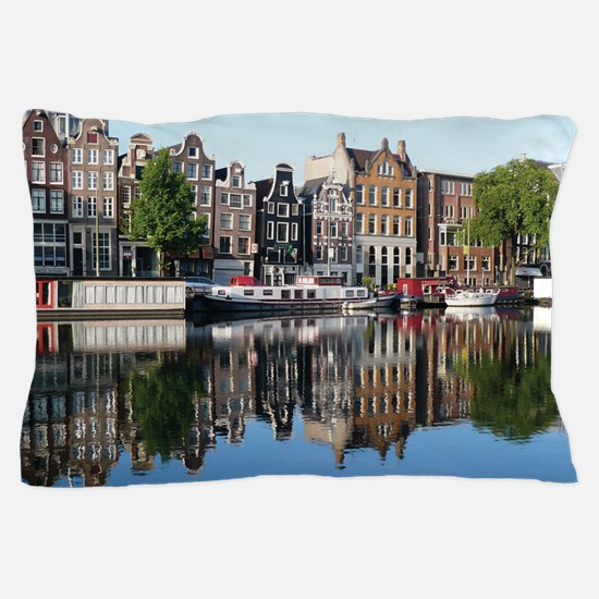 Amsterdam Reflections Pillow Case