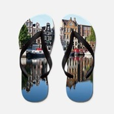 Amsterdam Reflections Flip Flops