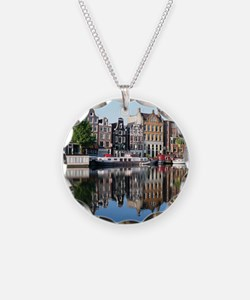 Amsterdam Reflections Necklace
