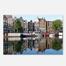 Amsterdam Reflections Postcards (Package of 8)