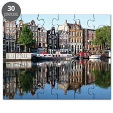 Amsterdam Reflections Puzzle