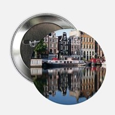 "Amsterdam Reflections 2.25"" Button"