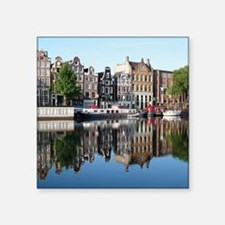 Amsterdam Reflections Sticker
