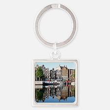 Amsterdam Reflections Keychains