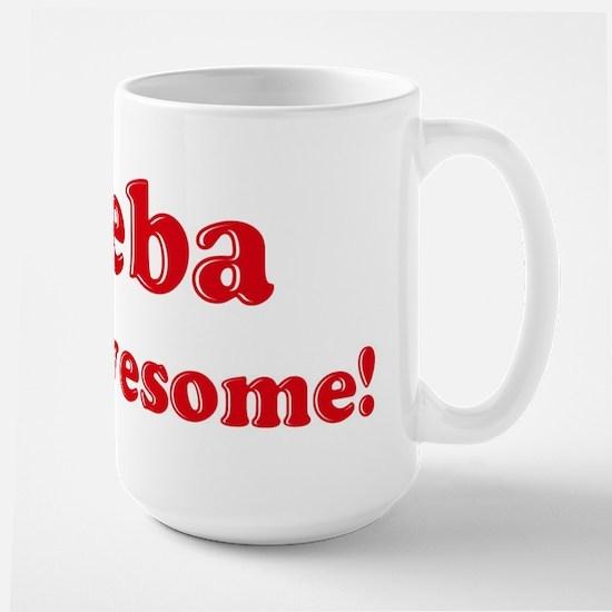 Reba is Awesome Mugs