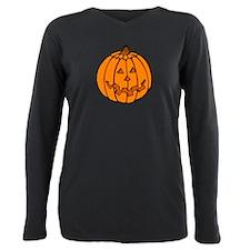 Cute Halloween design Plus Size Long Sleeve Tee