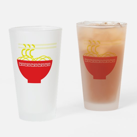 Noodles Drinking Glass