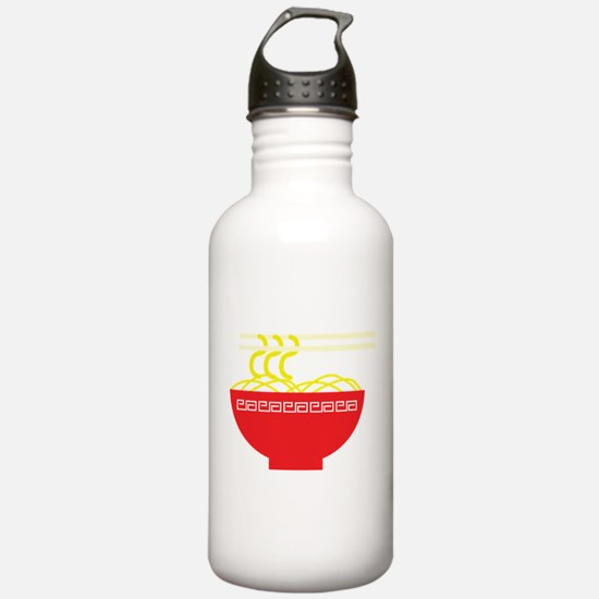 Noodles Sports Water Bottle