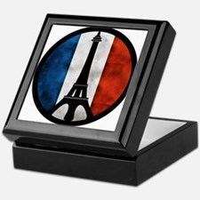 Peace in Paris 2 Keepsake Box