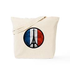 Peace in Paris 2 Tote Bag