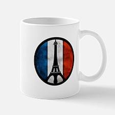 Peace in Paris 2 Mugs