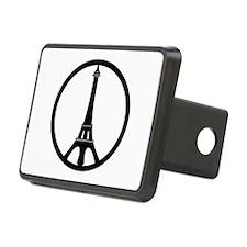 Peace in Paris Hitch Cover