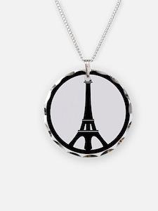 Peace in Paris Necklace