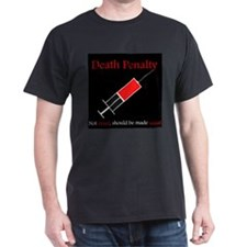 Death Penalty T-Shirt