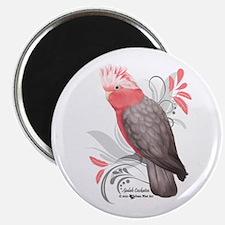 Galah Cockatoo Magnets