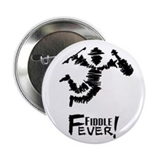 """Fiddle Fever 2.25"""" Button (10 pack)"""