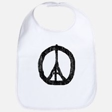 Pray for Paris Bib