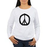 Peace Long Sleeve T Shirts