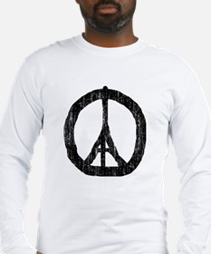 Pray for Paris Long Sleeve T-Shirt