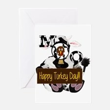 Turkey Day Humor Greeting Cards