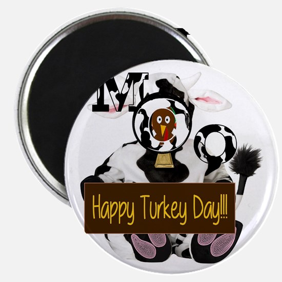 Turkey Day Humor Magnets