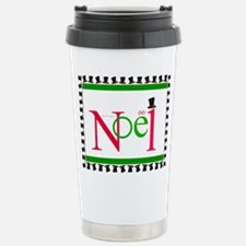 Hats Off Noel Stainless Steel Travel Mug