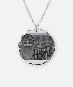 Popcorn Sutton Necklace