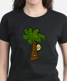 Cute Tree hugger Tee