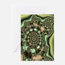Fractal S~05 Greeting Card