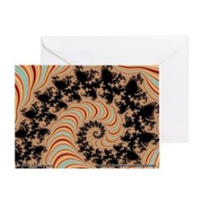 Fractal S~20 Greeting Card