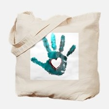 Unique Colors and prints Tote Bag