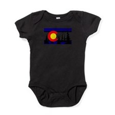 Unique Aspen Baby Bodysuit