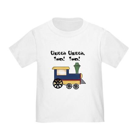 Chugga Chugga Two Two Toddler T-Shirt