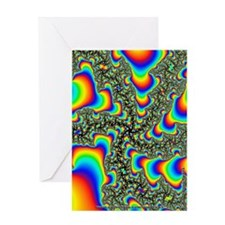 Fractal R~15 Greeting Card
