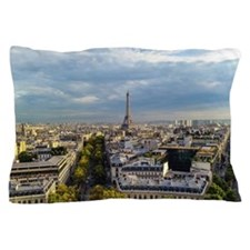 Cute Paris eiffeltower Pillow Case