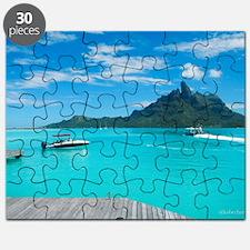 Unique Bora Puzzle