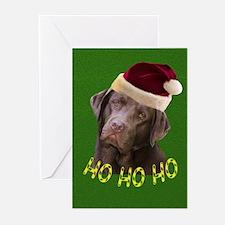 Funny Labrador retrievers Greeting Cards (Pk of 20)