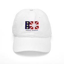 Gettysburg PA Flag Baseball Cap