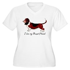 I Love my Basset T-Shirt