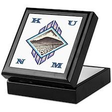 KUNM Altered Logo Keepsake Box