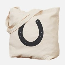 Funny Horseshoe Tote Bag
