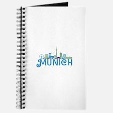 Skyline munich Journal