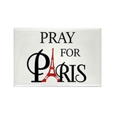 Pray For Paris Magnets