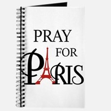 Pray For Paris Journal