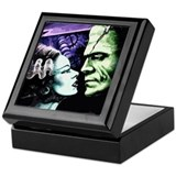 Horror Square Keepsake Boxes