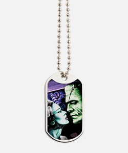 Bride and Frankie Dog Tags