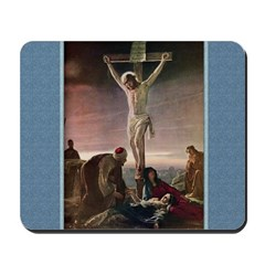 Crucifixion - Bloch - Mousepad