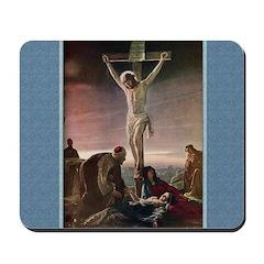 Crucifixion - Bloch - Mousepad