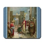 Jesus before Pilate - Mastroianni - Mousepad